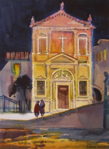 Night Church, Chioggia
