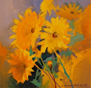 Sunflowers, Kelly Castle