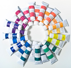 Quiller Watercolor Paints